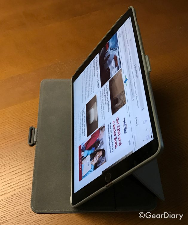 """GearDiary Speck Balance FOLIO for 10.5"""" iPad Pro Delivers Serious Protection"""