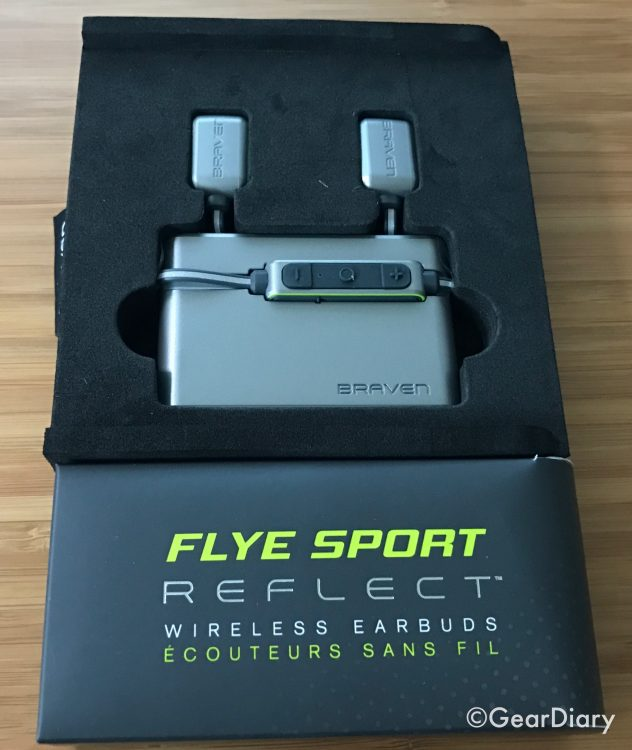 BRAVEN Flye Sport Reflect Is Ready for Wireless Audio Action