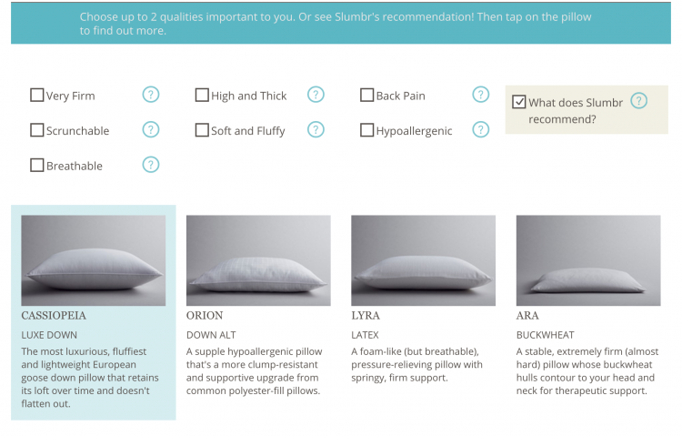 GearDiary Slumbr: Find the Perfect Pillow for Your Best Night's Sleep