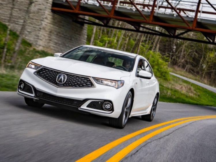GearDiary 2018 Acura TLX A-Spec Is Refined Driving Excitement