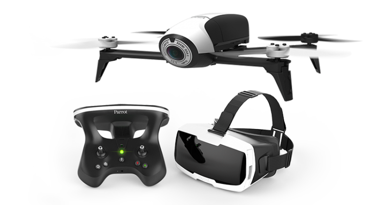 GearDiary The Parrot Bebop 2 FPV Kit: Fun to Fly, and a Price You Can Afford