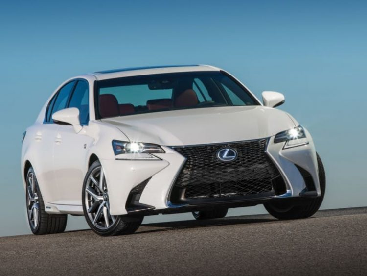 GearDiary 2017 Lexus GS 350 F Sport Proves Cars Are Still Relevant...and Fun