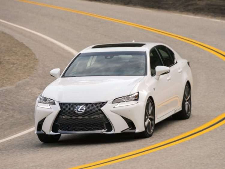 Geardiary 2017 Lexus Gs 350 F Sport Proves Cars Are Still Relevant And