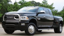 GearDiary 2017 Ram 3500 Limited Mega Cab 4x4: Beauty Is the Beast