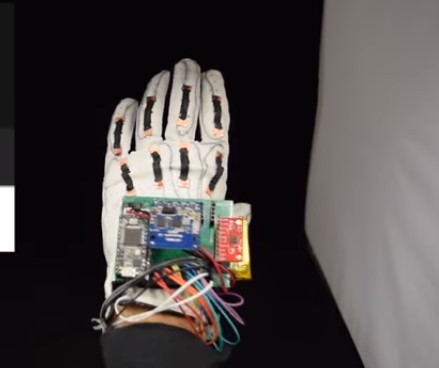 GearDiary This Smart Glove Could Revolutionize How Hearing-Impaired People Communicate