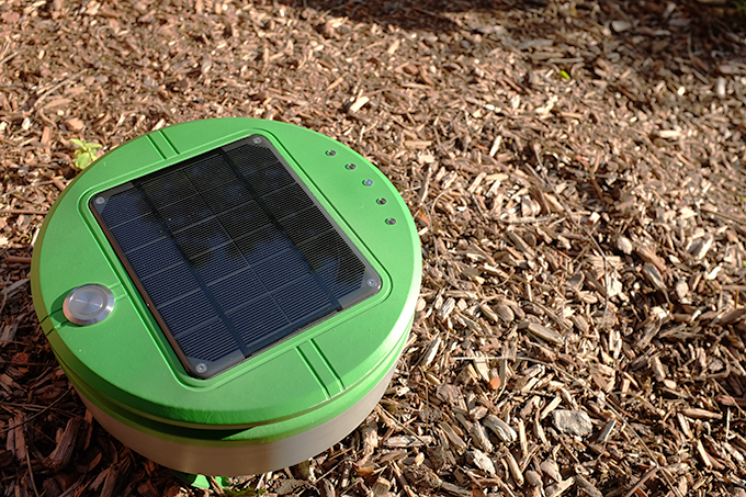 GearDiary Roomba Creator Made This Awesome Robot That Pulls Weeds