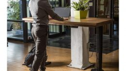 GearDiary Add Some Variety to Your Standing Desk with Fully's Anti-Fatigue Topo Mat