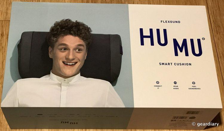 GearDiary 01-HUMU Smart Cushion