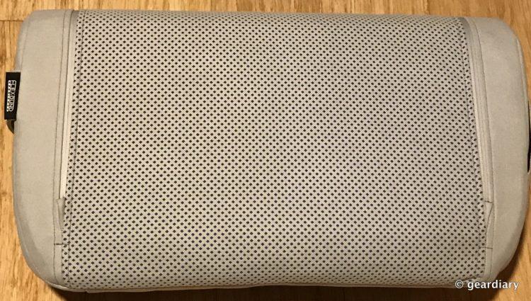 GearDiary Flexound HUMU Smart Cushion: Hear and Feel Your Music