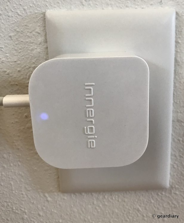 GearDiary Innergie PowerJoy 30C USB-C Wall Charger with Travel Plugs Review