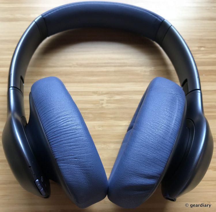 GearDiary JBL Everest Elite 750NC Wireless Over-Ear Noise Canceling Headphones Review