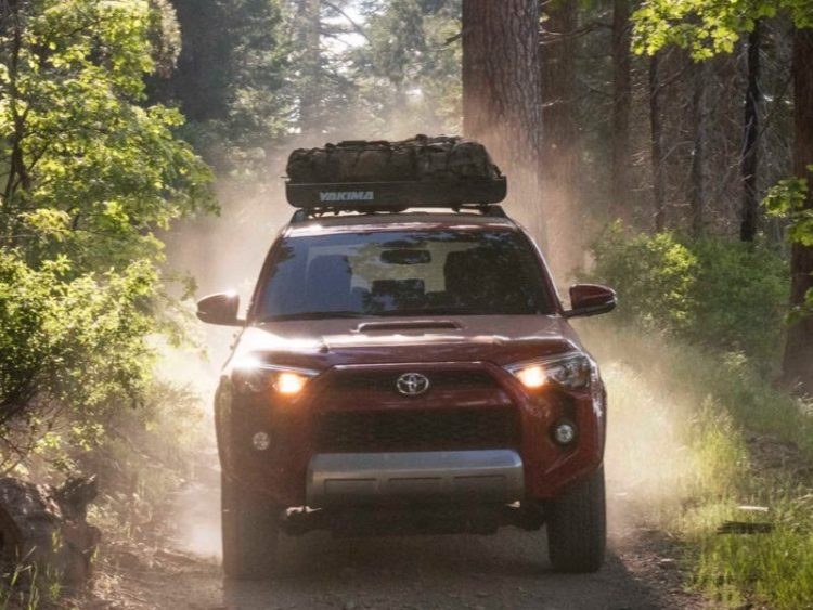 GearDiary 2017 Toyota 4Runner TRD Off-Road Premium Takes You Places...And Beyond