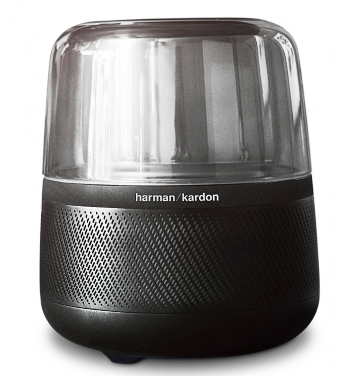 HARMAN Introduces Voice-Activated Intelligent Speakers for Alexa and Google Assistant