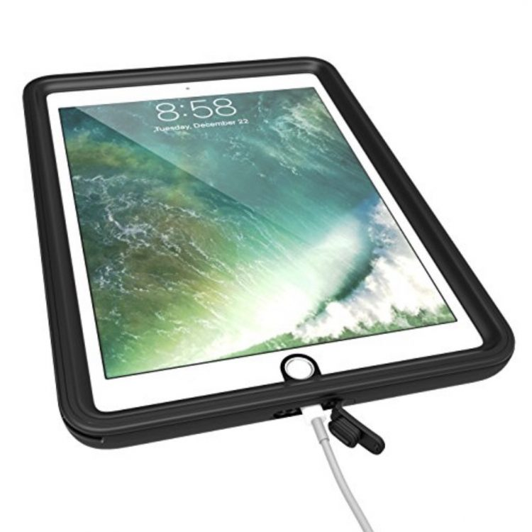 """GearDiary Gear Giveaway!! Catalyst Launches Waterproof, Drop Proof Case for New 9.7"""" iPad"""