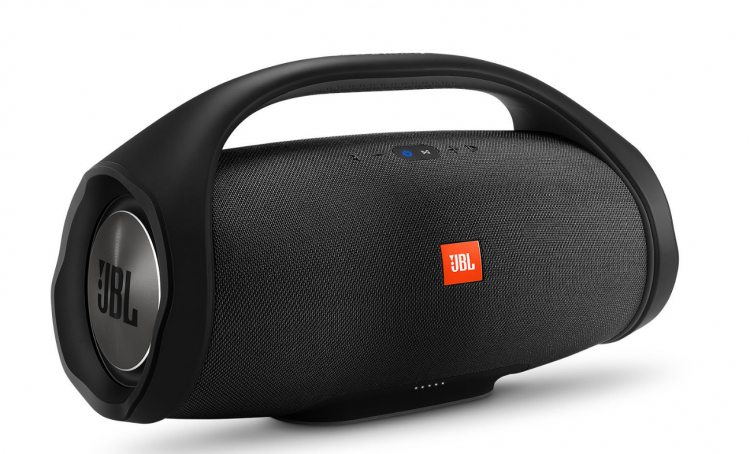 JBL Boombox Makes Portable Sound Epic