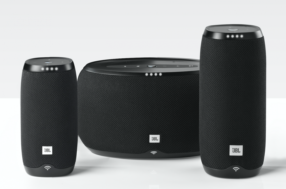 Harman Introduces Voice Activated Intelligent Speakers For