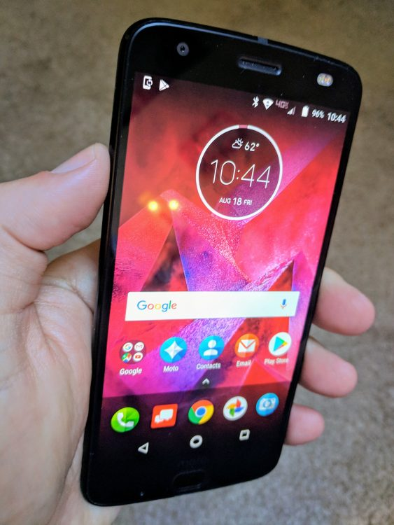 GearDiary Moto Z2 Force Has the Makings of Greatness