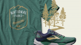 GearDiary Support Your National Parks in Style With the New Brooks Cascadia Line!
