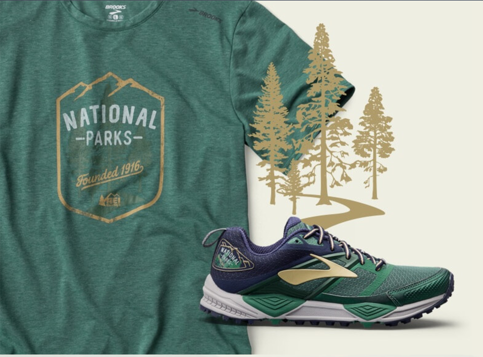 12035c5218793 Support Your National Parks in Style With the New Brooks Cascadia Line!