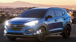 GearDiary This Hyundai Tucson Only Comes out at 'Night'