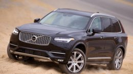 GearDiary 2017 Volvo XC90: Flagship for a Generation
