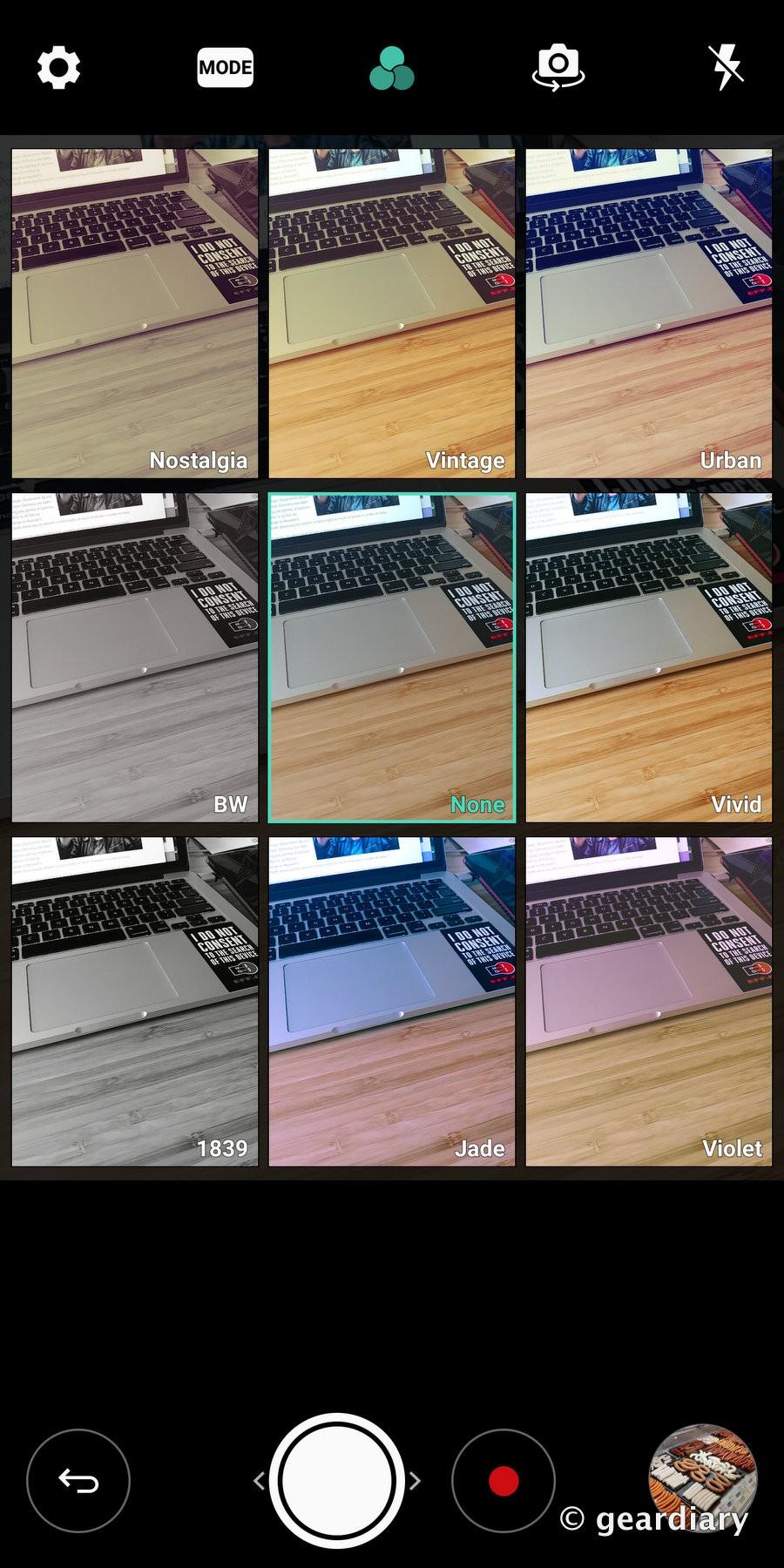 1-LG V30 camera features – GearDiary