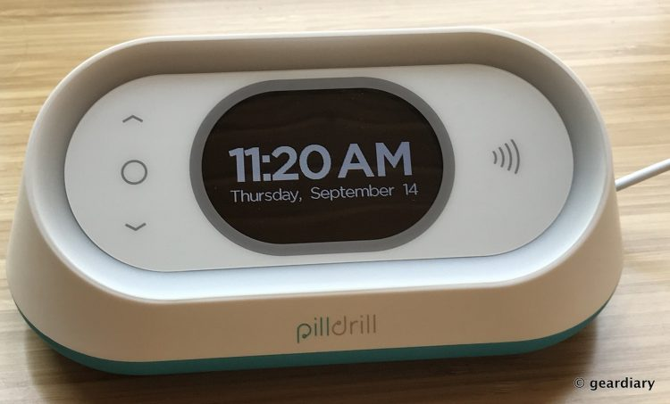 PillDrill: Smart Medication Tracking for Yourself or a Loved One