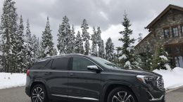 2018 GMC Terrain Denali Test Drive: Touring Yellowstone in Style