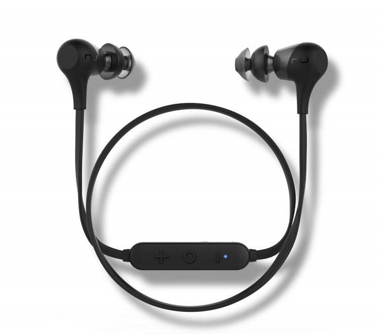 GearDiary Optoma's NuForce BE2 Wireless Headphones Are a Great Pair of Sports Headphones