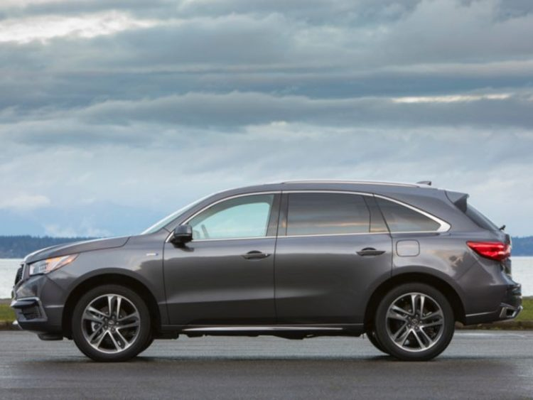 GearDiary 2017 Acura MDX Sport Hybrid Is the Way to Go...Everywhere