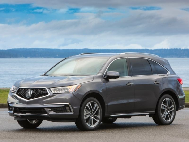 2017 acura mdx sport hybrid is the way to go everywhere. Black Bedroom Furniture Sets. Home Design Ideas