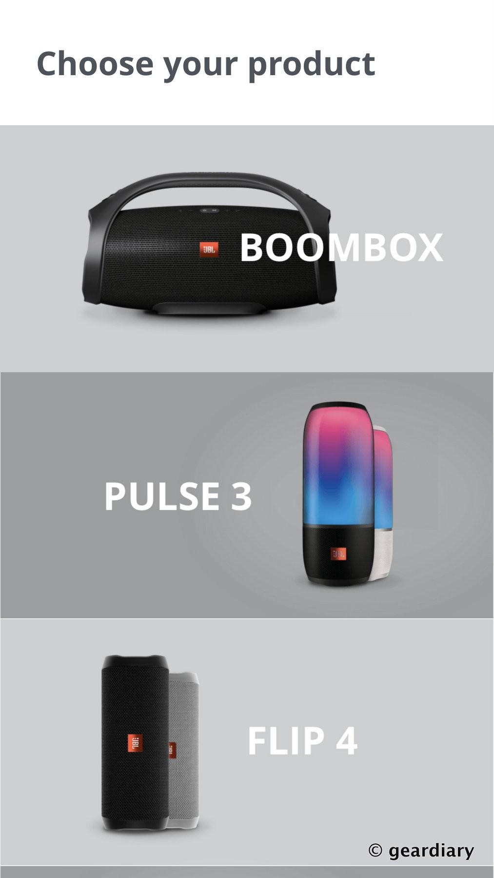 JBL Pulse 3 Portable Bluetooth Speaker: A Grown-Up Lava Lamp