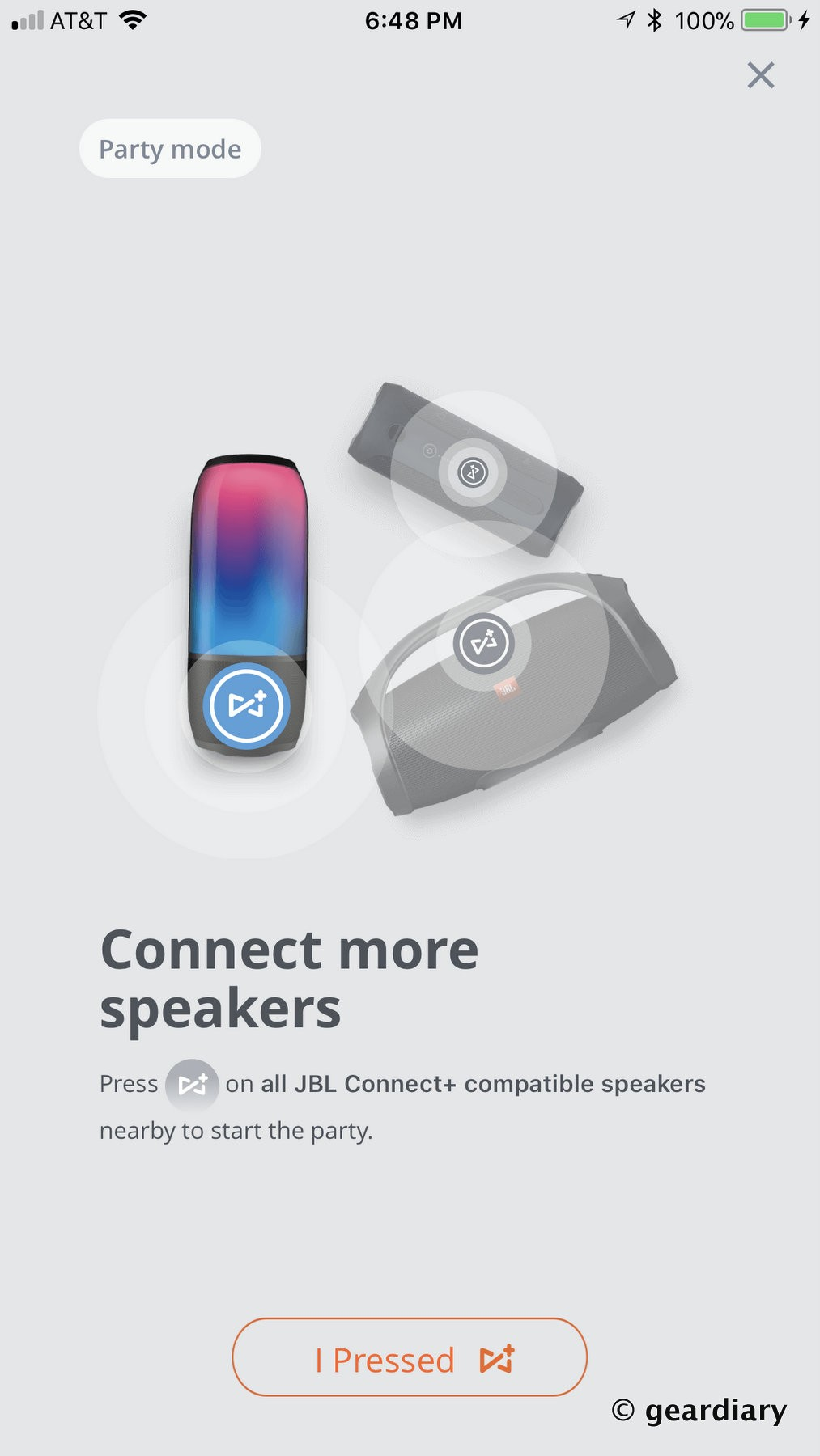 04-JBL Pulse 3 in JBL Connect App-003 – GearDiary