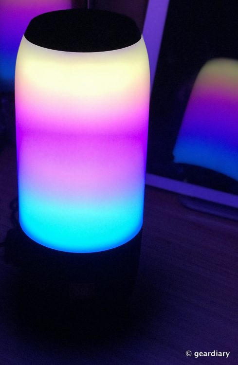 Lava Lamp Bluetooth Speaker Cool JBL Pulse 60 Portable Bluetooth Speaker A GrownUp Lava Lamp With Skills