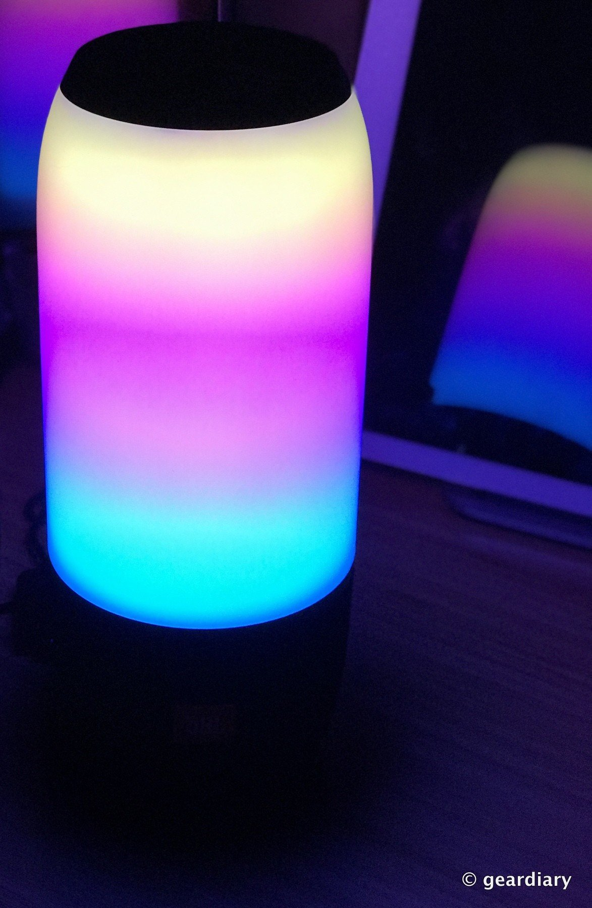JBL Pulse 3 Portable Bluetooth Speaker: A Grown-Up Lava Lamp with Skills