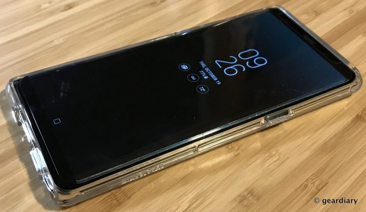 GearDiary Griffin Survivor Protection Is Now Available for the Samsung Galaxy Note8