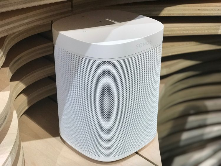 GearDiary With Sonos the One, Sonos (Finally) Unveils a Speaker with Amazon Alexa Integration (Google Assistant, Too!)