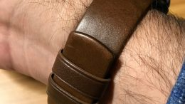 GearDiary Nomad Modern Strap for Apple Watch Is a Luxurious Horween Leather Watch Strap
