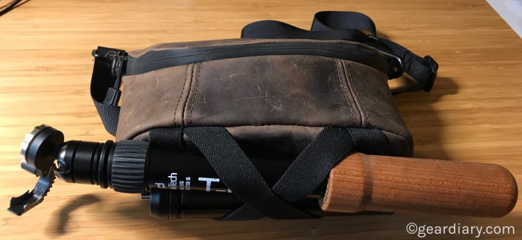 GearDiary Waterfield Camera Bag Keeps Your Cameraphone and Gear Within Reach