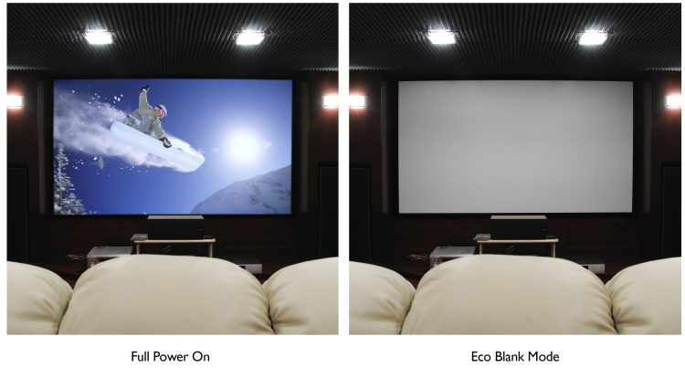 The Benq Mh530fhd 1080p Full Hd Home Theater Projector Is