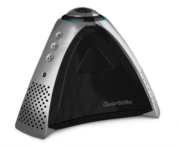 Guardzilla 360 Won't BBQ Intruders, but It Will Watch Your Home