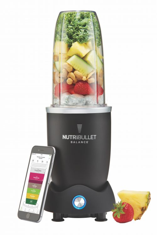 GearDiary NutriBullet Balance: Take Your Smoothies to the Next Level