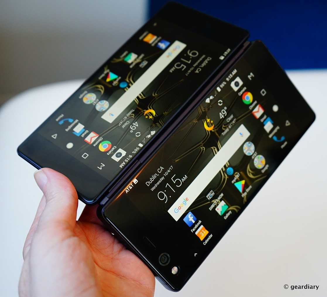 ZTE Axon M: The Dual Screen Foldable Phone I've Been ...