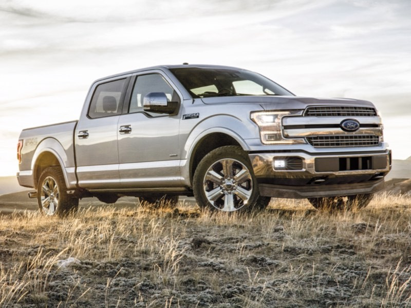 Ford F-150 Is Still King of the Hill ? GearDiary