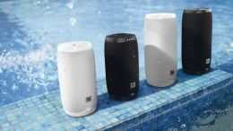 GearDiary Take a Shower with JBL's LINK Speakers and Google Assistant