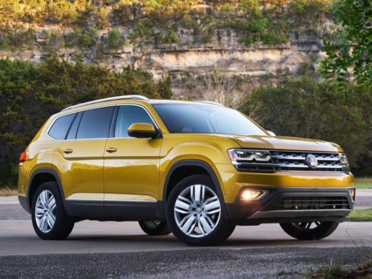 GearDiary 2018 Volkswagen Atlas Already Taking the Cake