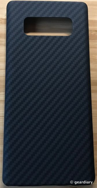 GearDiary 04-Pitaka Aramid MagCase and MagMount for the Samsung Galaxy Note8-003