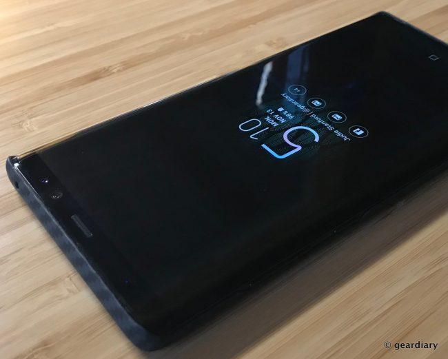 GearDiary 07-Pitaka Aramid MagCase and MagMount for the Samsung Galaxy Note8-006