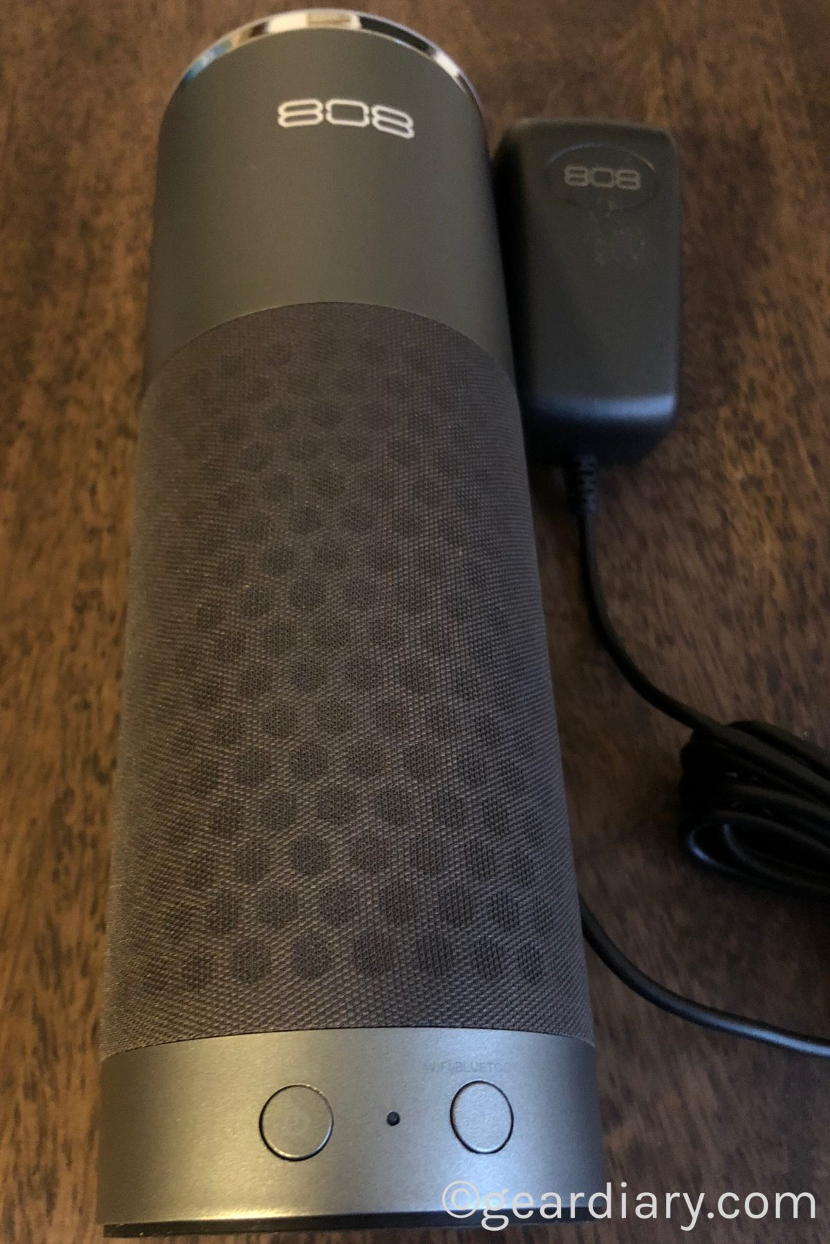 808 Audio XL-V Smart Speaker with Amazon Alexa Is 808's First Smart