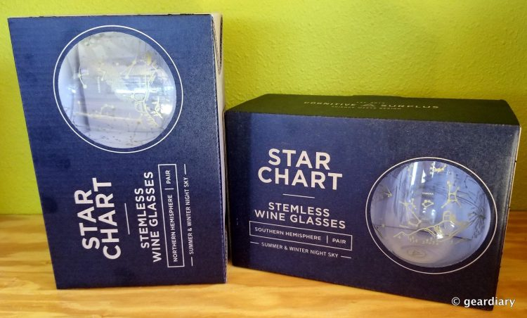 Look to Cognitive Surplus Science Barware for Out of This World Gifts